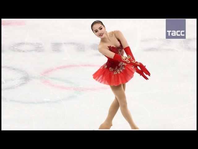 Первое золото российских спортсменов на ОИ-2018