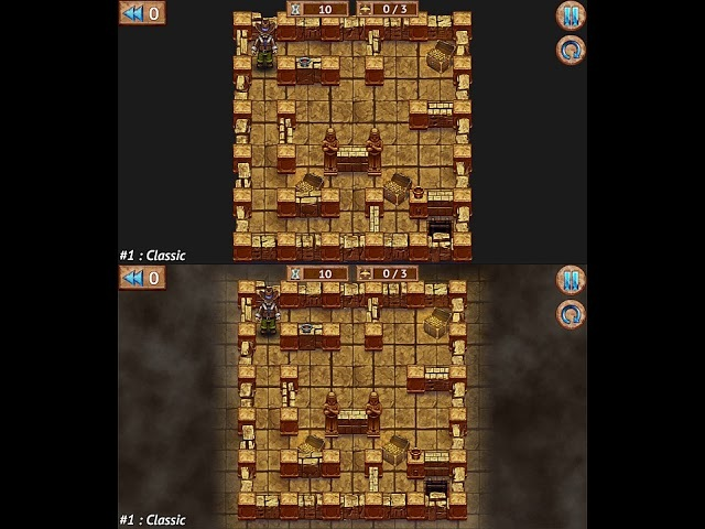 Maze Of Adventures - Uncommon Maze Game with a Story [Pyramid background effect]