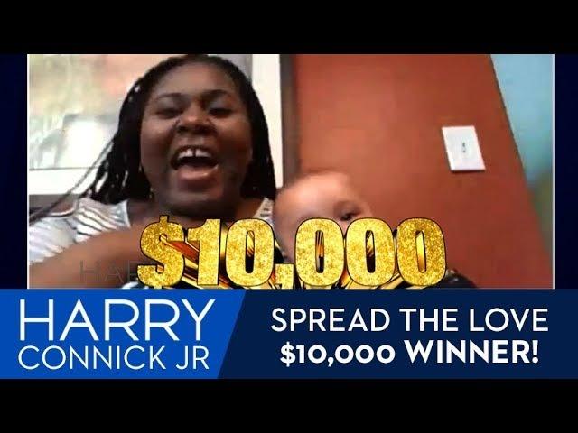 $10,000 Spread The Love Winner Deitra