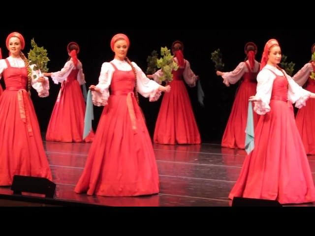 Во поле берёза стояла / Russian folk dance Berezka