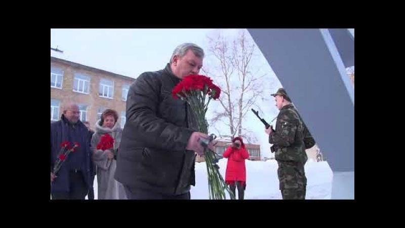 Аллея Славы Героев Советского Союза, уроженцев Коми АССР