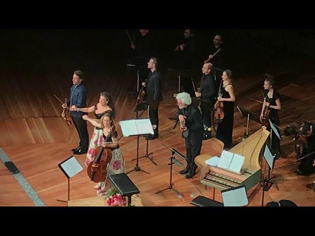 Ópera Perú Encores de Cecilia Bartoli y Sol Gabetta