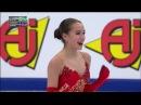 Alina Zagitova / Алина Загитова. Чемпионат Европы 2018, ПП