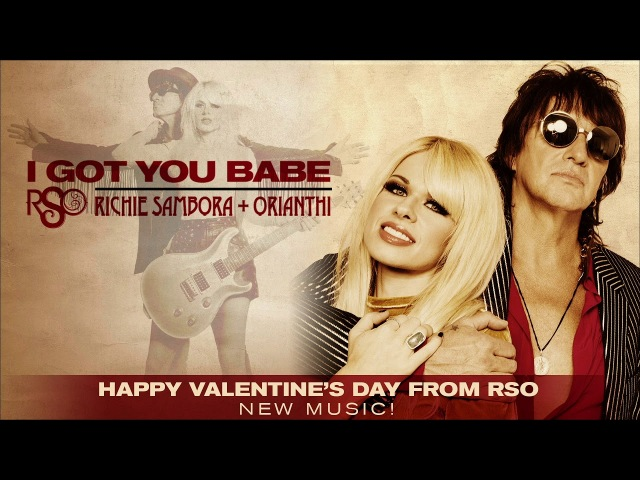 "RSO: Richie Sambora Orianthi ""I Got You Babe"""
