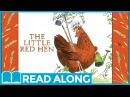 The Little Red Hen ReadAlong StoryBook Video For Kids Ages 2-7