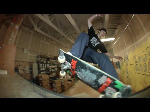 Eli Williams Lowcard ramp
