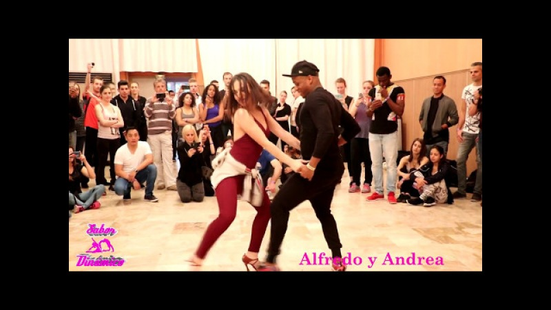 Alfredo y Andrea Bachata Tradicional - Masters Of Bachata