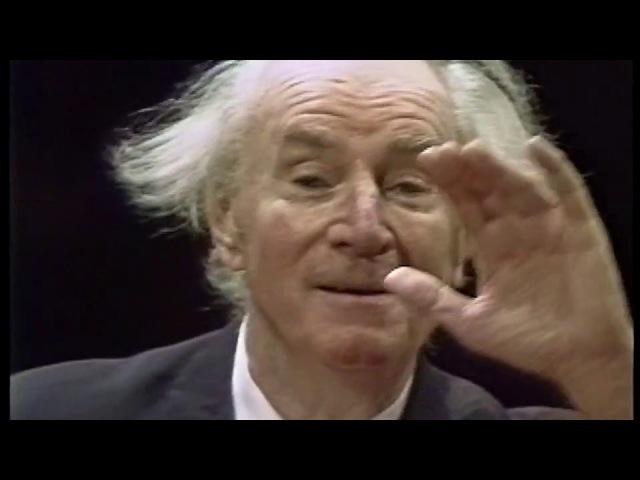 Smetana Má Vlast Kubelík Czech Philharmonic Orchestra 1991 Movie Japan Live
