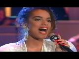 Natascha Wright at the Holland Casino Scheveningen Festival 1991