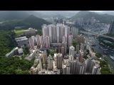 Hong Kong Island Drone Tour -