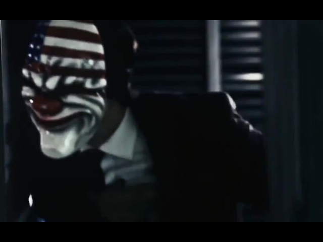 PayDay 2 Sect Assault · coub, коуб