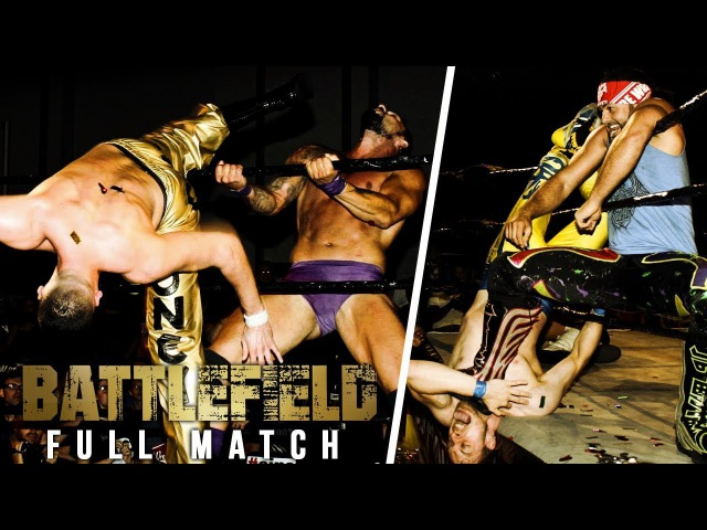 FULL MATCH — 30 Man Battlefield Match 2016 (GWF Royal Rumble)