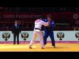 GS Ekaterinburg 2018, 66 kg, 12 finals, Dzmitry Minkou(BLR)-Hifumi Abe(JPN) vk.comdzigoro_kano
