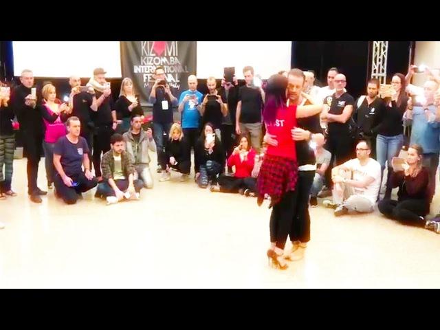 After Class Demo Kristofer Serena Kizomba Fusion KizMi 2017