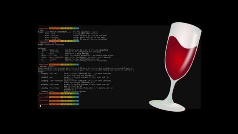 Продолжаем эксперименты с компиляцией wine-staging 3.3 и 3.4 под Ubuntu