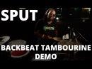Robert Sput Searight - Meinl Backbeat Tambourine Drum Set Groove Demo
