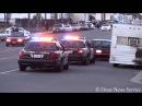 California Highway Patrol Cracks Down on Sunday Lowriders in Compton