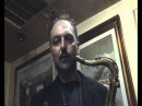 Massimo d'avola plays vintage Otto Link Florida Refaced 10
