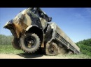 Super Powerful Russian Military Trucks Off Road 4WD || URAL, KAMAZ, ZIL, GAZ