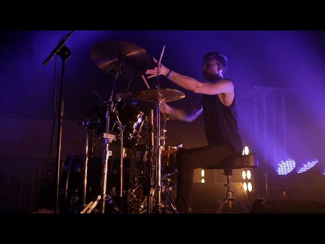 Dark Revenge - New Song Drum Cam by Dmitry Kargin » Freewka.com - Смотреть онлайн в хорощем качестве