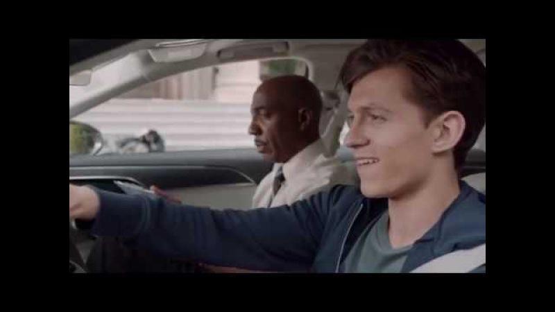 """""""Экзамен на права"""" - Человек Паук: Возвращение домой (Audi)[RUS]"""
