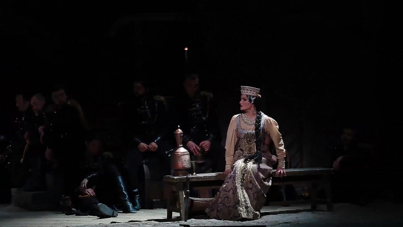 Oksana Volkova, Rimsky-Korsakov, The Tzar's Bride, Liubasha's song
