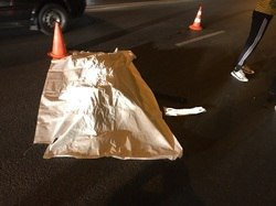 В Самаре ищут водителя «Порша Каена», сбившего насмерть пешехода и скр