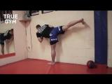 Как научиться делать вертушку - 5 лучших упражнений для удара ногой с разворота / ufcall ©
