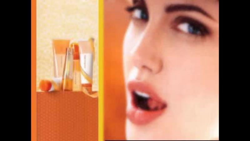 Анджелина Джоли в рекламе Мэри Кэй