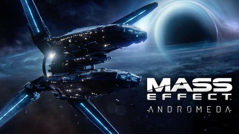 Военная Колонизации :) Mass Effect Andromeda