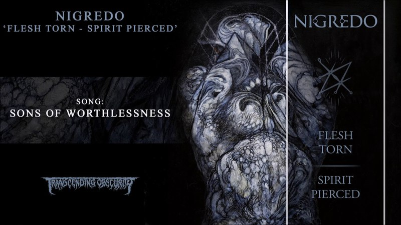 Nigredo (Greece) - Sons of Worthlessness (Black Metal) Transcending Obscurity Records