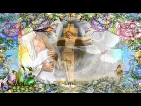 Со Светлой Пасхой! Христос воскресе! Красивое поздравление!