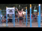 CRAZY STREET WORKOUT MONSTERS   CALISTHENICS MOMENTS IN UKRAINE