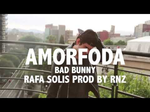 Amorfoda - Bad Bunny Rafa Solis Cover Prod. by RNZ