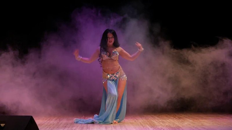 Yana Kruppa . Mejance . Belly dance.