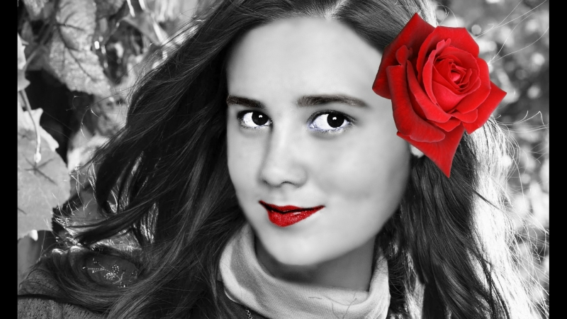 Крис де Бург Женщина в красном