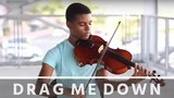 Jeremy Green Viola Cover One Direction Drag Me Down