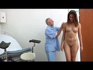 Gyno-X - Ani Blackfox [Medical Fetish, Anal, Hardcore, Toys, Piss, Gyno Exam, Pissing, Masturbation]