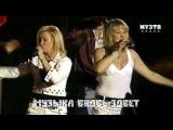 Наталия ГУЛЬКИНА и Маргарита СУХАНКИНА - Музыка вновь зовет (Весна приходит с МУЗ ТВ 2006)