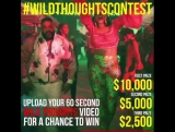 Submit your 60 second#WILDTHOUGHTSvideos with the hashtag#WILDTHOUGHTSCONTESTfor a chance to win@asahdkhaledentire piggy b