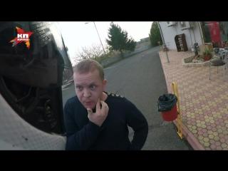 Россиянин дал отпор напавшему на него со стулом сотруднику болгарской АЗС