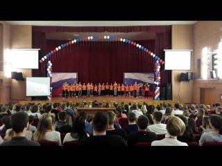 Визитка комиссаров УИЛС - 2018