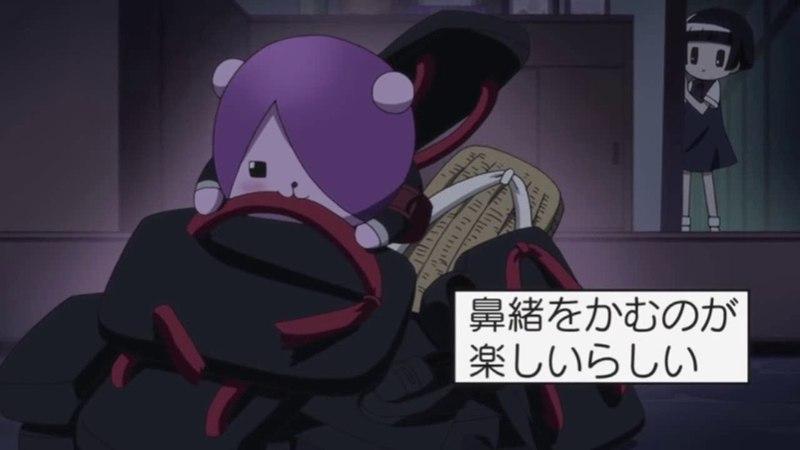 Смешные и милые моменты из аниме: Загугли, Коккури!1