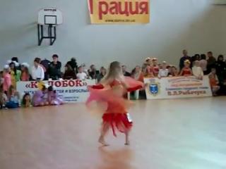 Vabschievich Nastya ('Amira' Lugansk) @ Golden Cup Svyatogorsk'09 10513