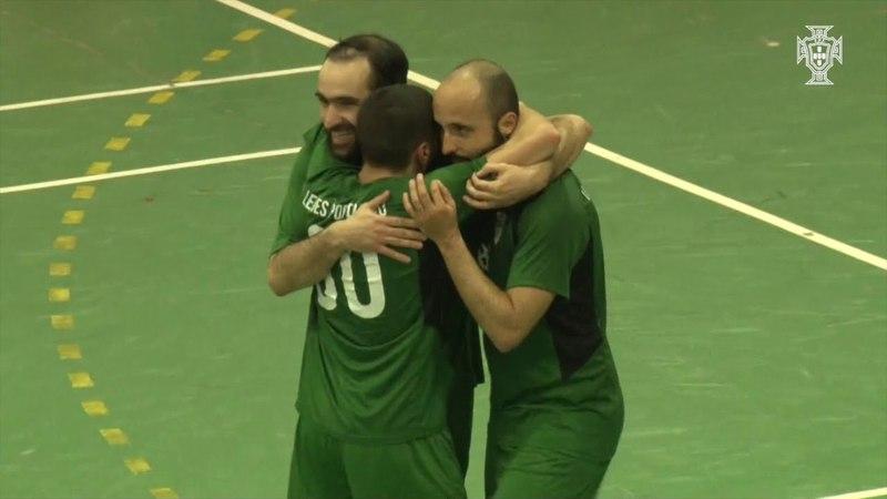 Liga Sport Zone, 24.ª jornada: Pinheirense 1-7 Leões de Porto Salvo