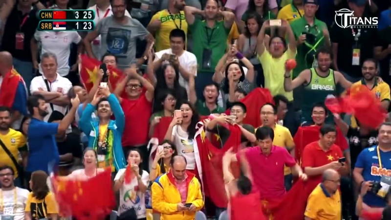 Greatest Volleyball Moments. The Best Victory.