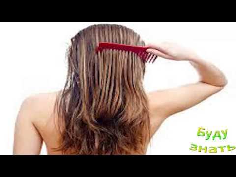 Как расчесать длинные запутанные волосы? ИНСТРУМЕНТЫ!