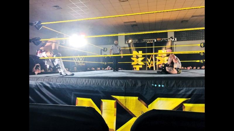 [F A D E T O B L ✕ C K] WWE NXT House Show, Dade City, Florida, 08/02/18