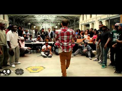 RUBAN ROUGE VS REAL UNDERGROUND -HIPHOP VS KRUMP VOL 2 - BY YZIS PROD WHIT HKEYFILMS