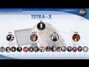 TetraX  1-9-90 маркетинг план в долларовой матрице